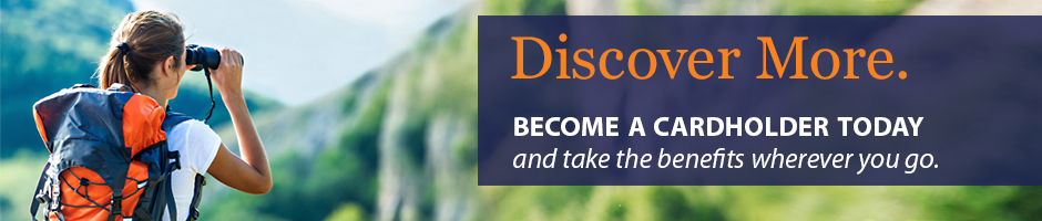 Discover More. Visa Credit Card