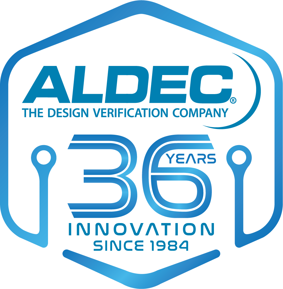 Aldec's  36th  anniversary