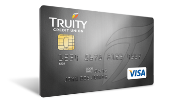 Truity VISA Platinum Rate Credit Card