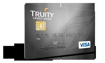 Truity VISA Platinum Rate Credit Card